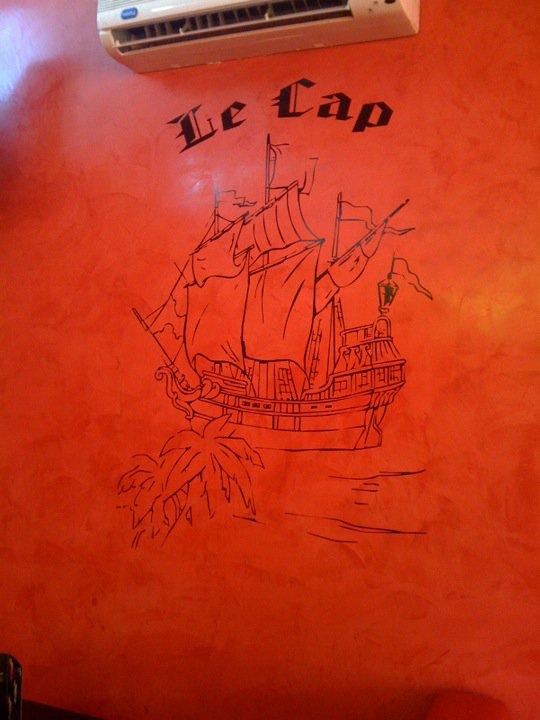 Le Cap - Saint-Louis