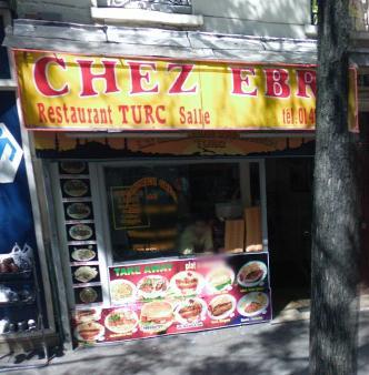 Chez Ebru - Paris 18