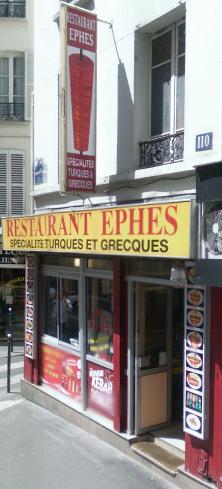 Ephès - Paris 14