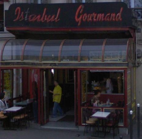 Istanbul Gourmand - Paris 19