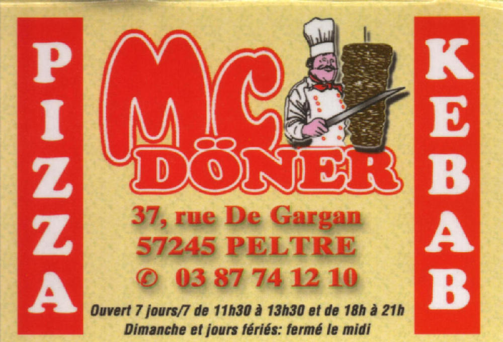 Mc Döner