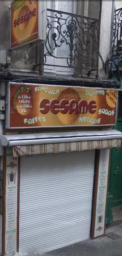 Sesame Kebab