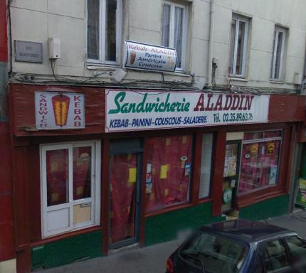 Sandwicherie Aladdin