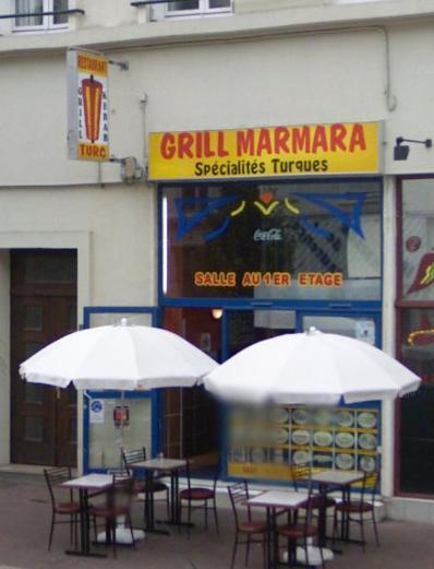 Grill Marmara