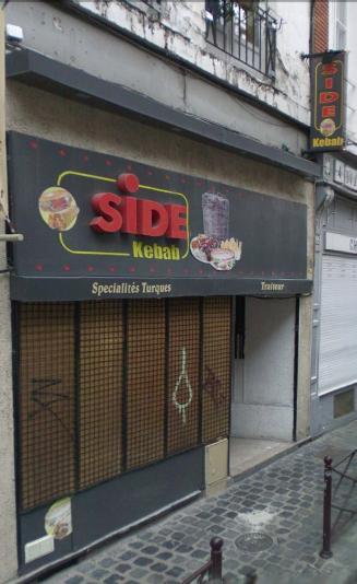 Side Kebab - Lille