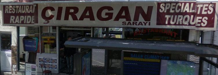 Ciragan Sarayi