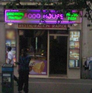 Food House à Paris 13