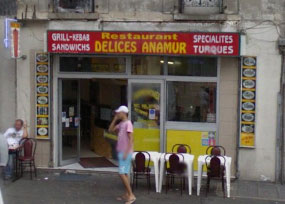 Délices Anamur - Saint-Denis