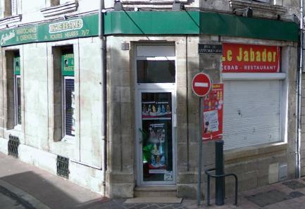 Le Jabador Kebab à Poitiers