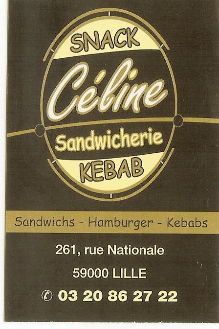 Snack Céline à Lille