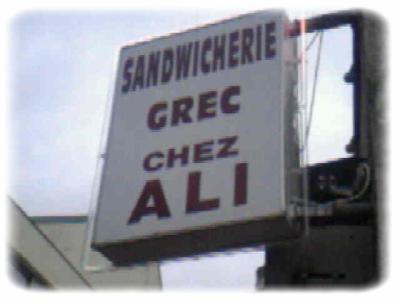 Chez Ali - Fontenay-le-Fleury