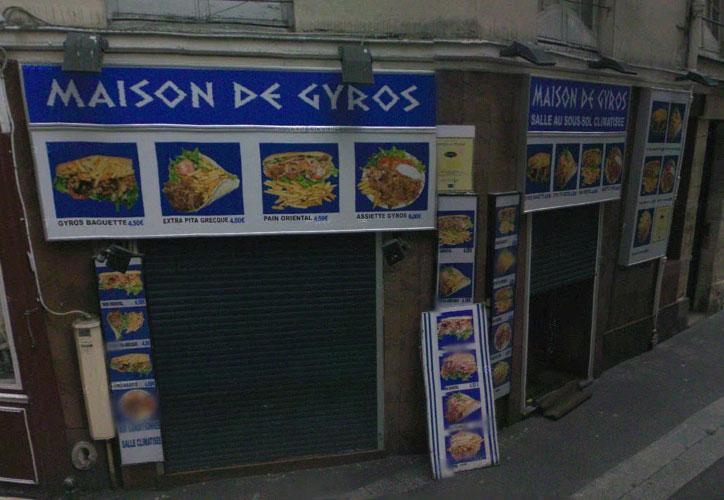 Maison du Gyros