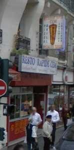 Resto Rapide CEM - Asnières-sur-Seine