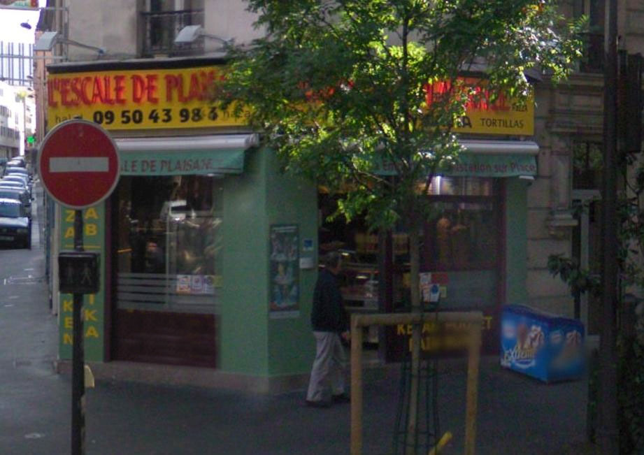 L'Escale De Plaisance à Paris 14