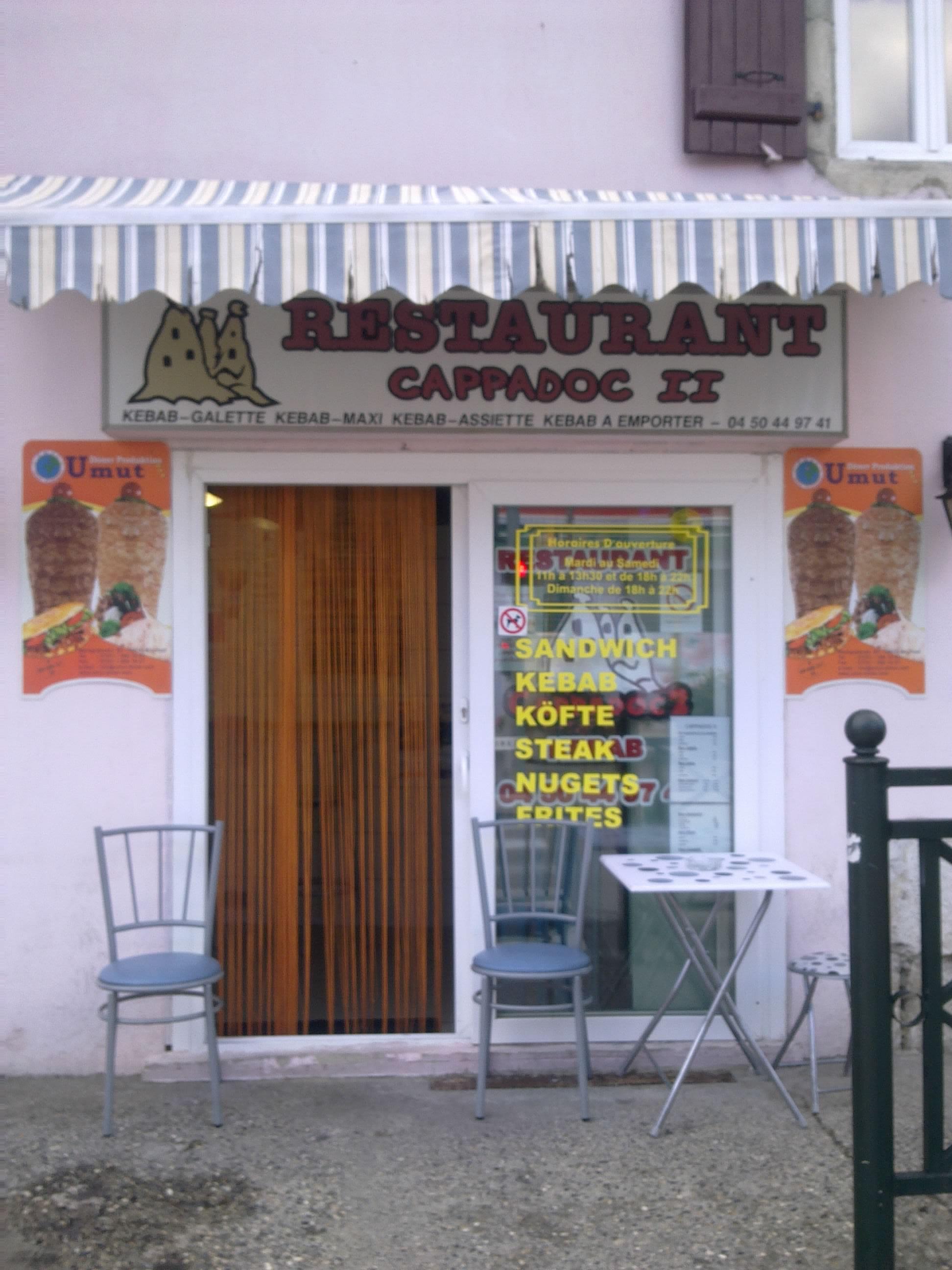 Restaurant Cappadoce