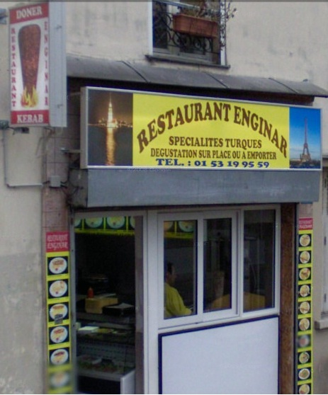 Restaurant Enginar