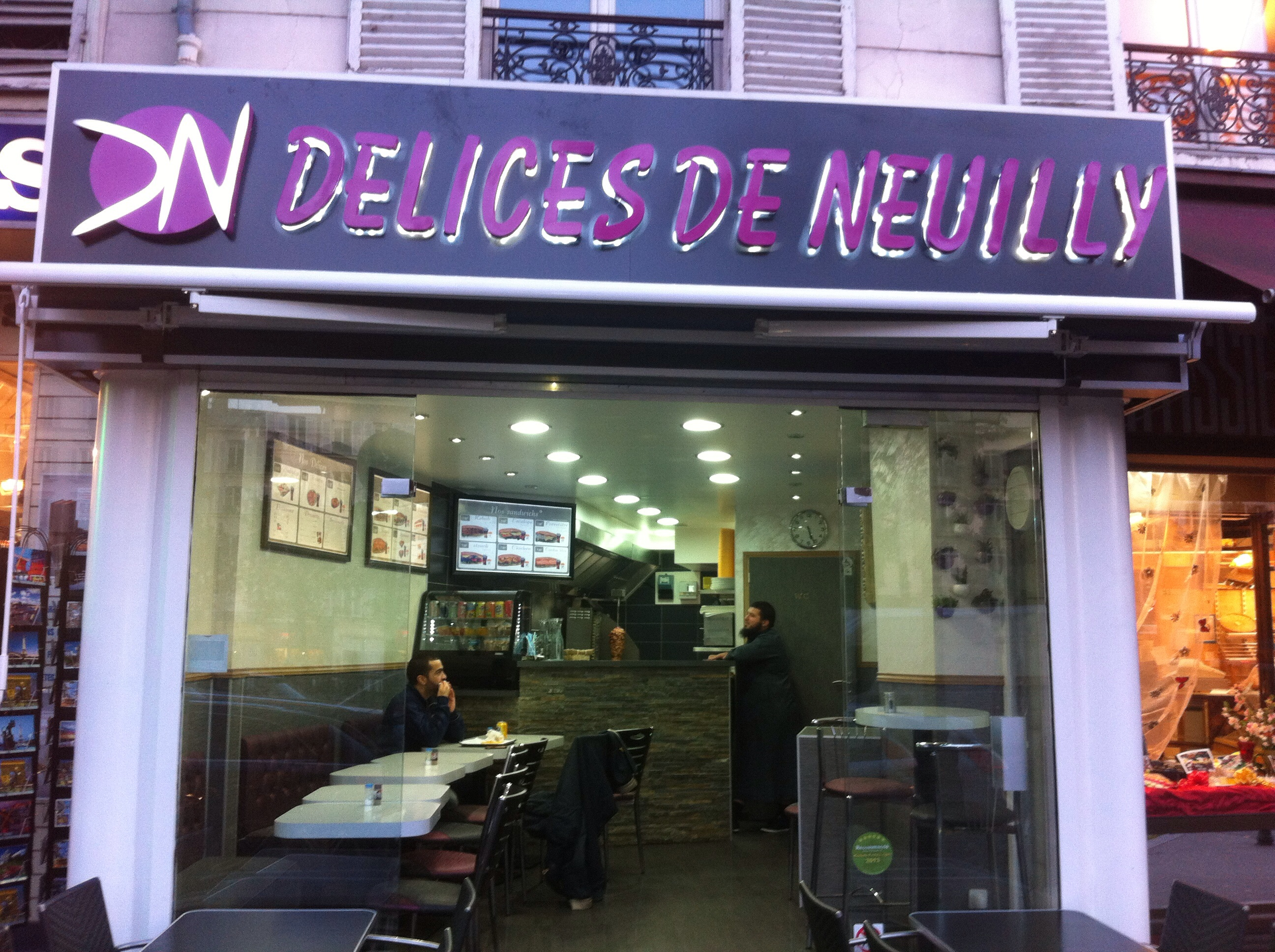 Délices De Neuilly