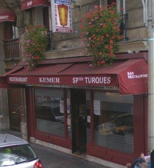 Restaurant Kemer - Courbevoie