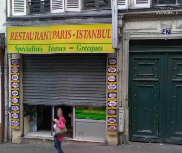 Paris Istanbul - Paris 18