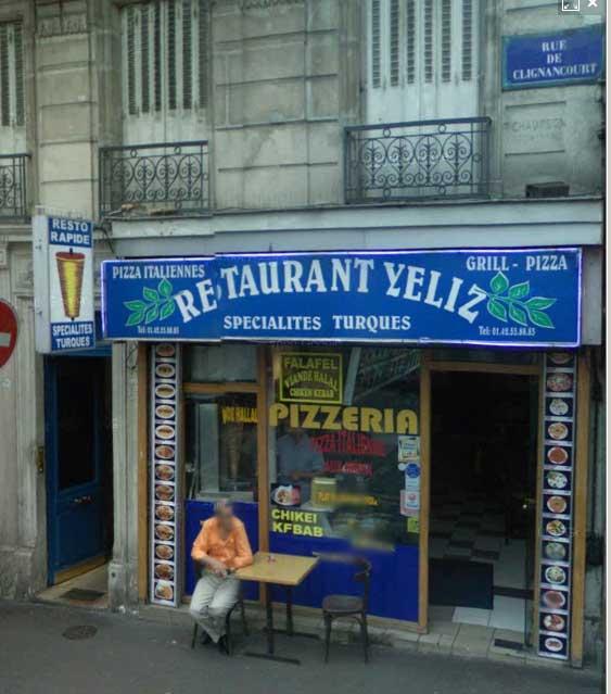 Yeliz - Paris 18