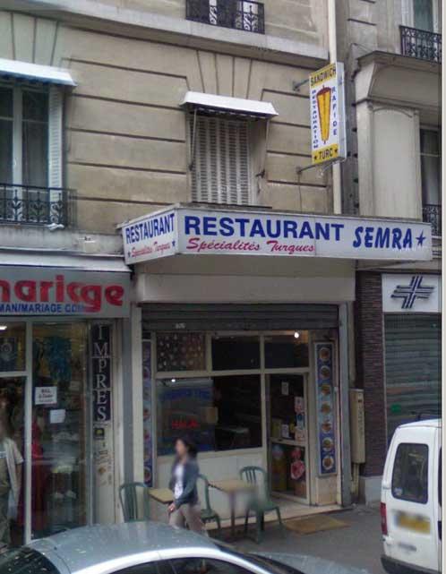 Semra - Paris 18