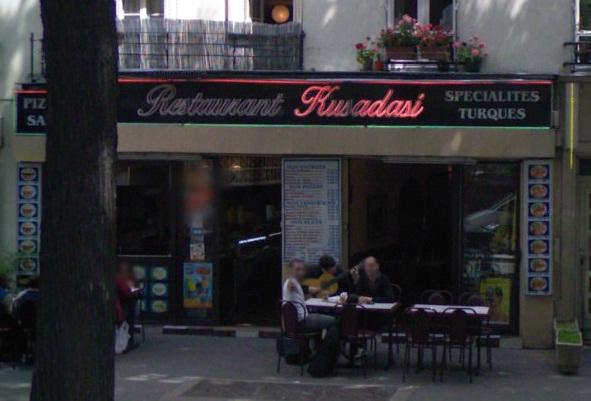 Restaurant Kusadasi - Paris 11