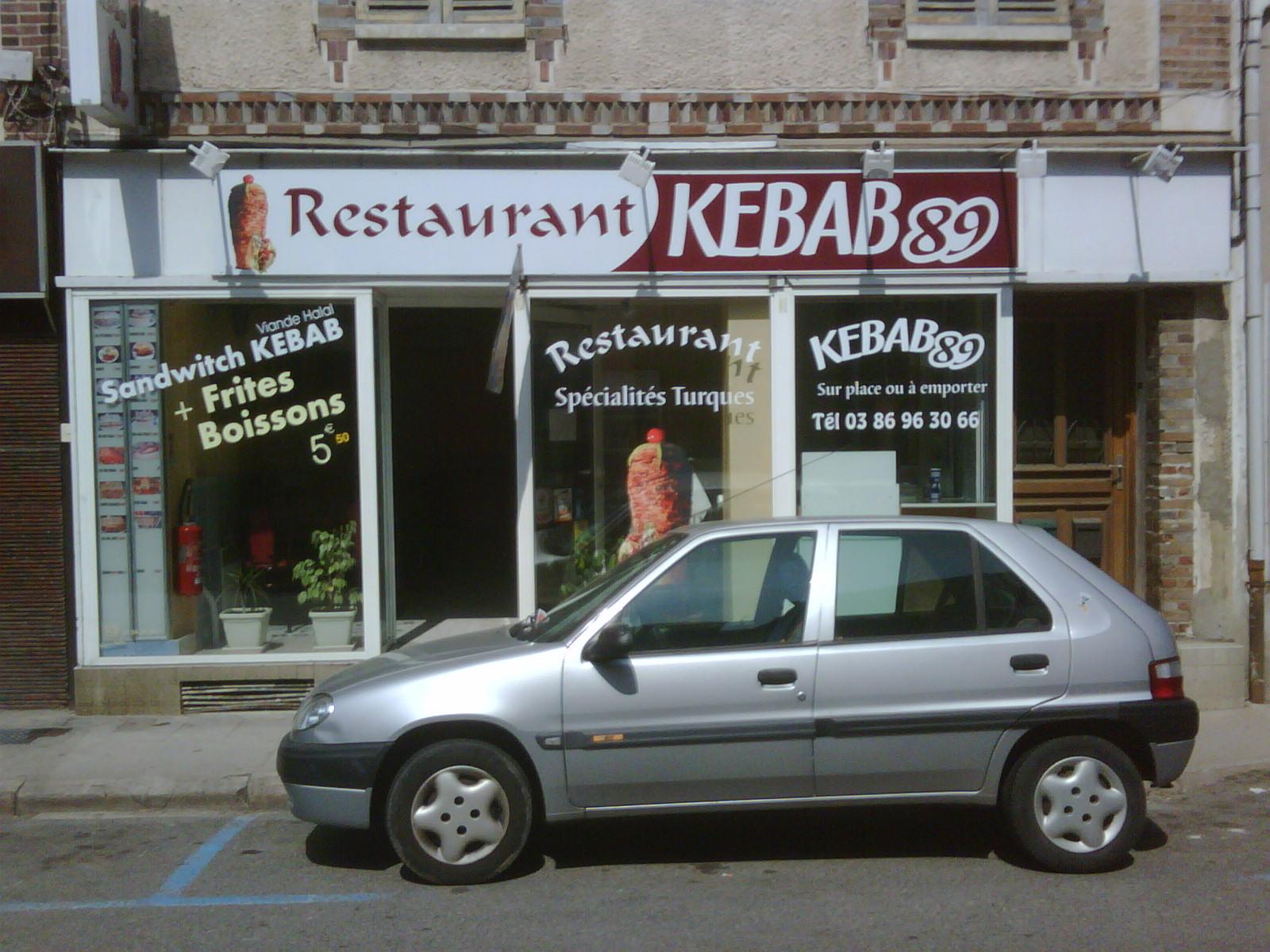 Restaurant Kebab 89