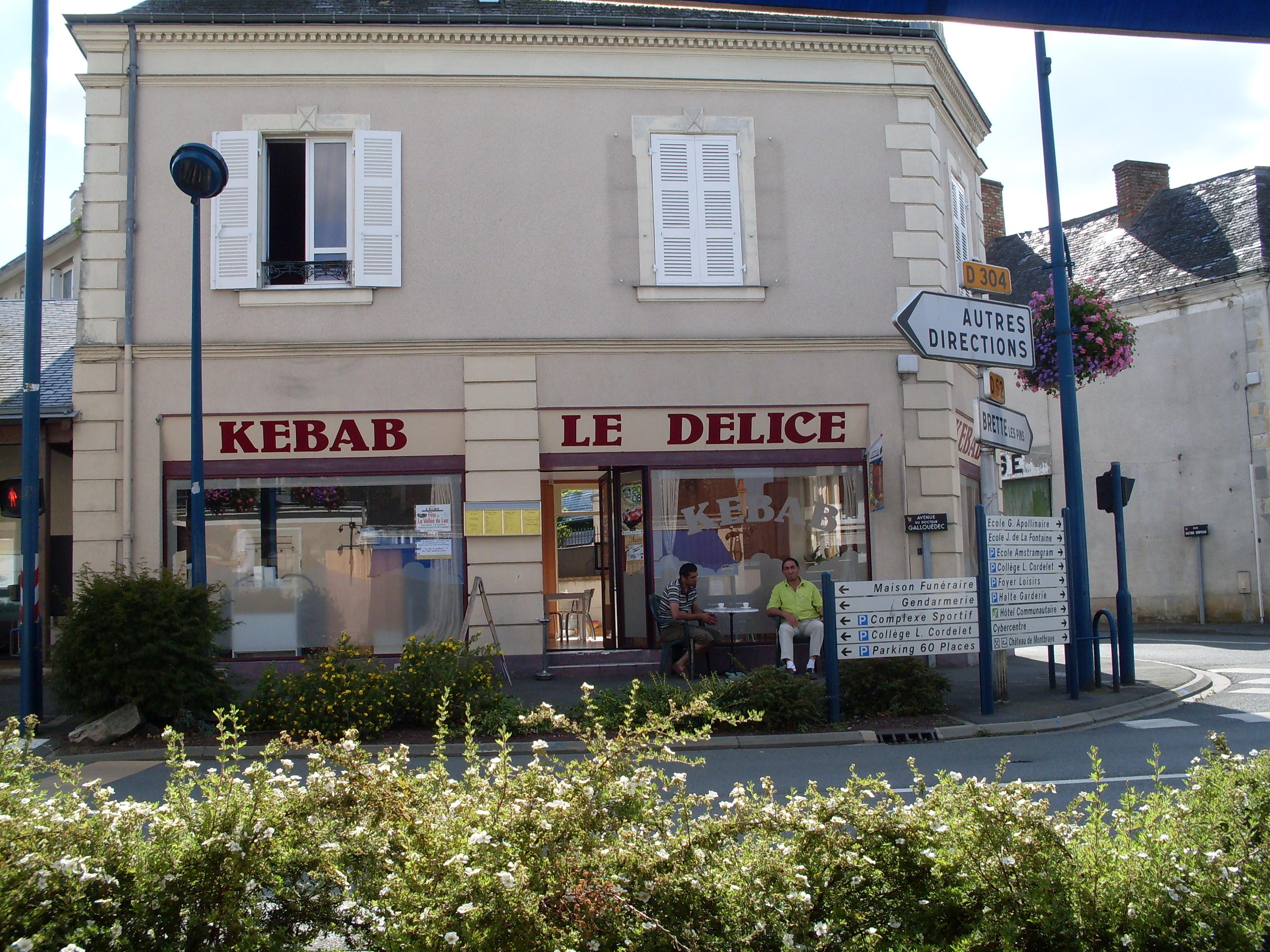 Restaurant Le Delice - Parigné-l'Evêque