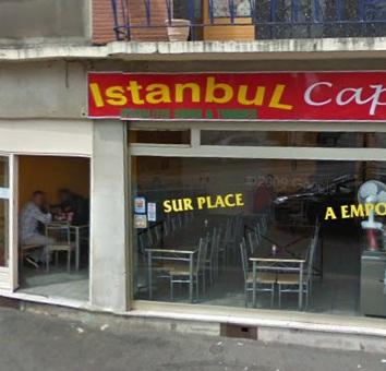 Istanbul capitol