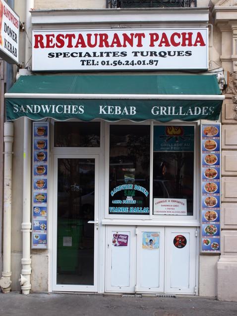 Restaurant Pacha à Paris 05