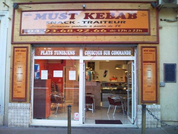 Must Kebab - Cannes