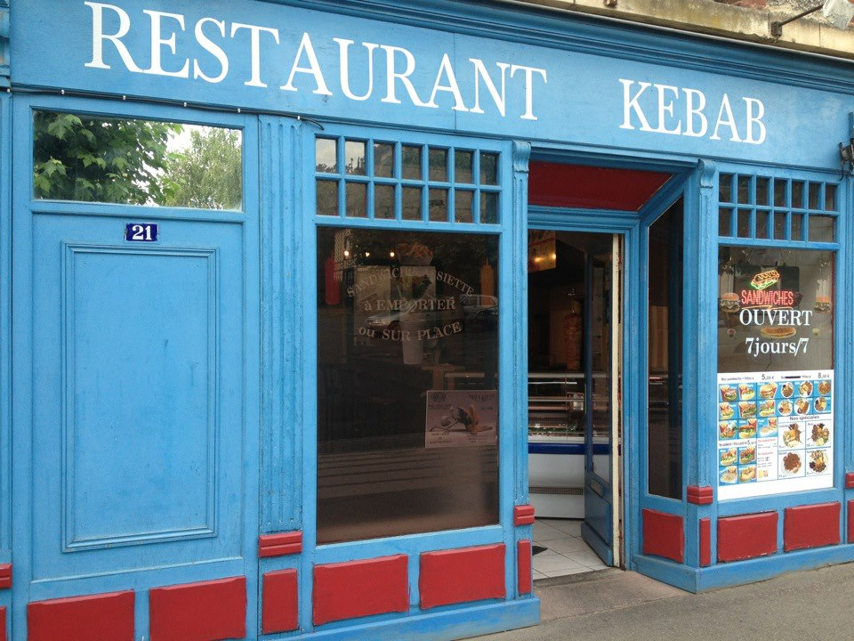 Kebab De Saint Pierre
