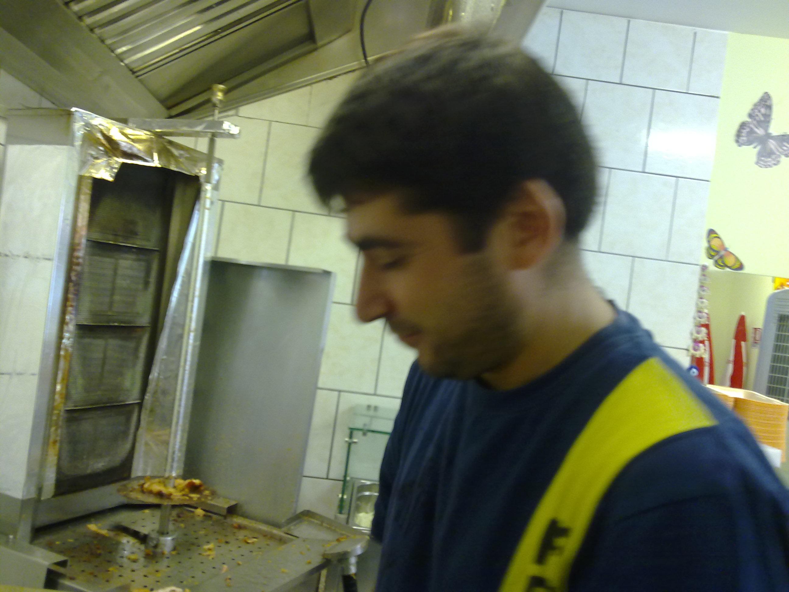Kebab La Legende Efsane
