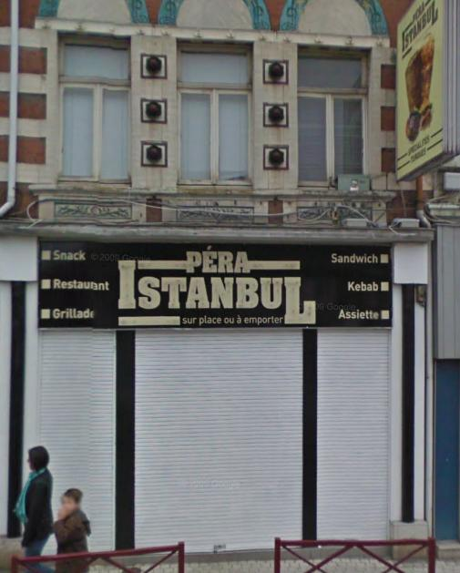 Pera Istanbul à Somain