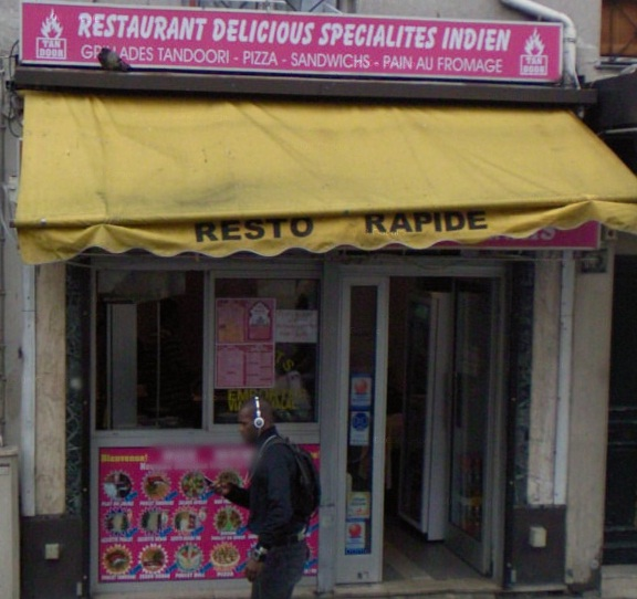 Restaurant Delicious à Paris 20