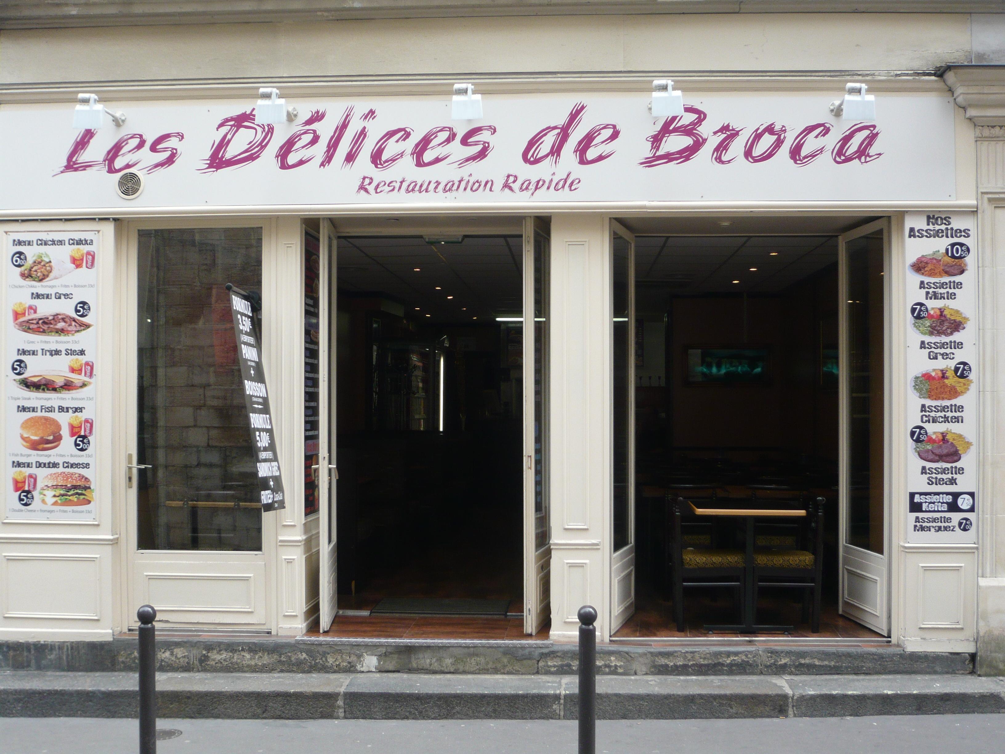 Les Délices de Broca