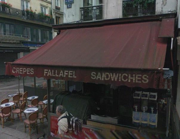 Fallafel Chatelet