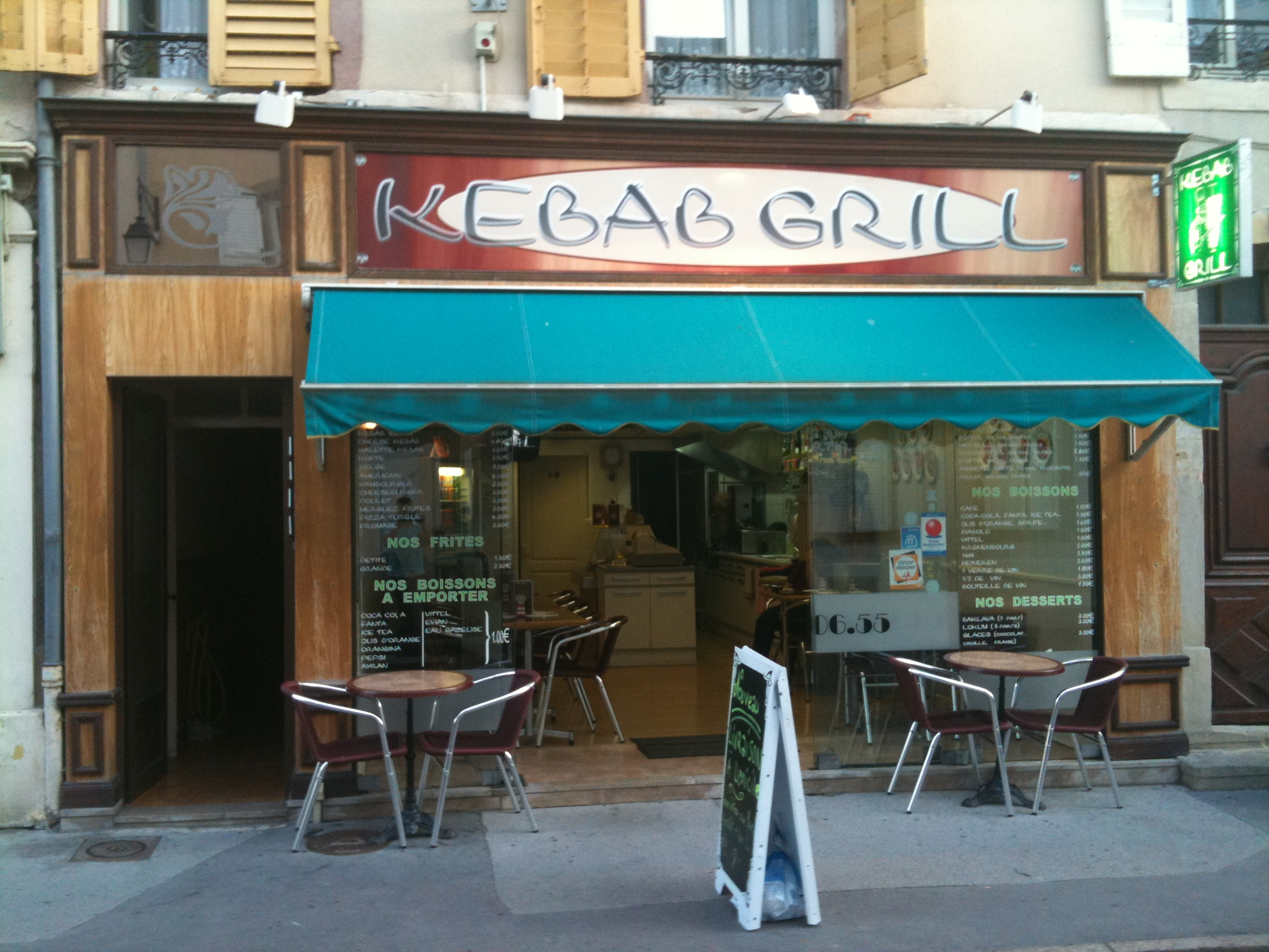 Kebab Grill Lunéville