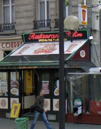 Restaurant Kalim - Paris 12