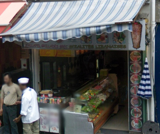 Kebab Libanais Pigalle