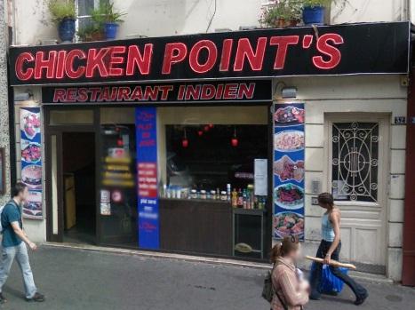 Chicken Point's