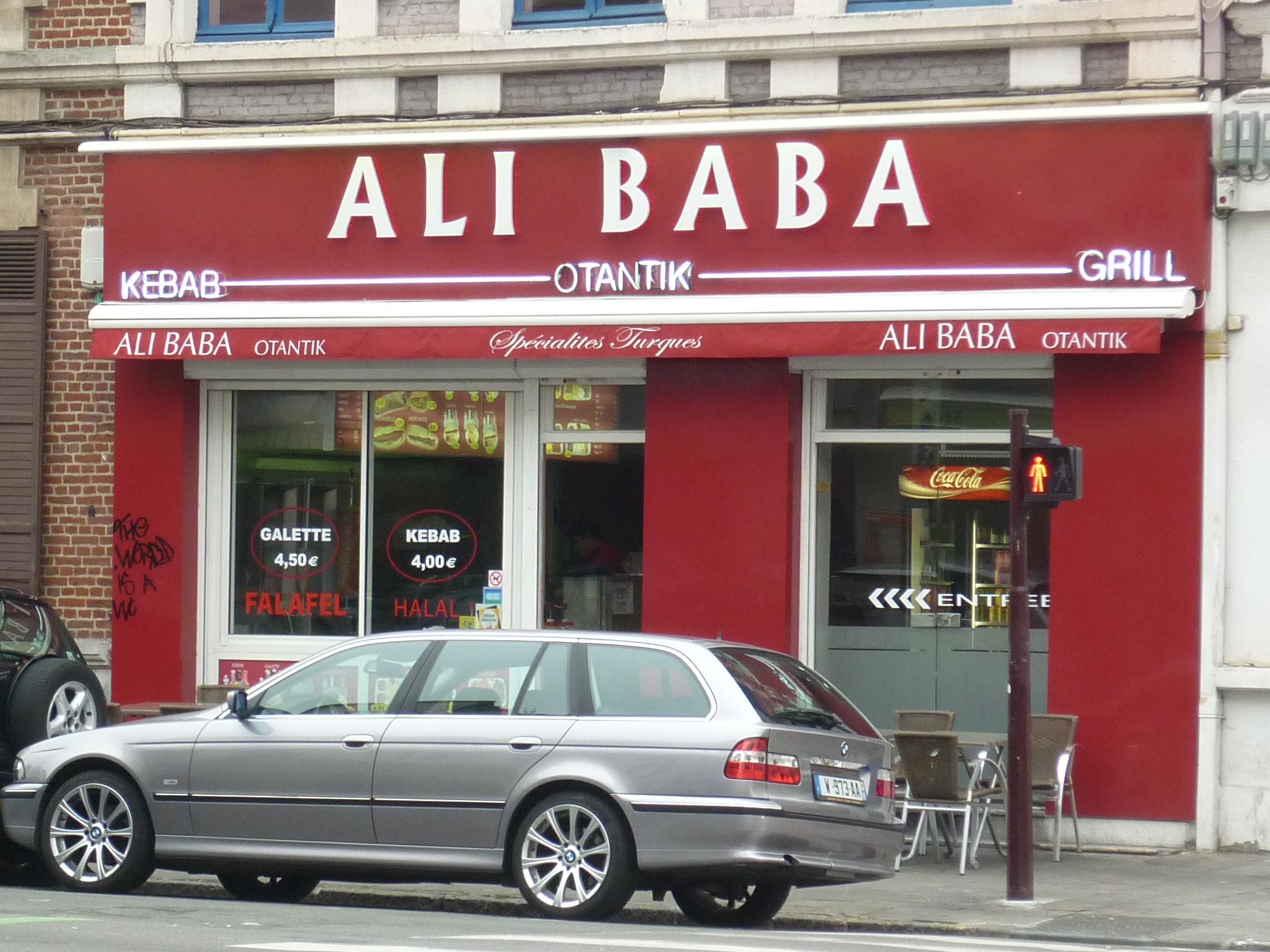 Ali Baba Otantik - Lille