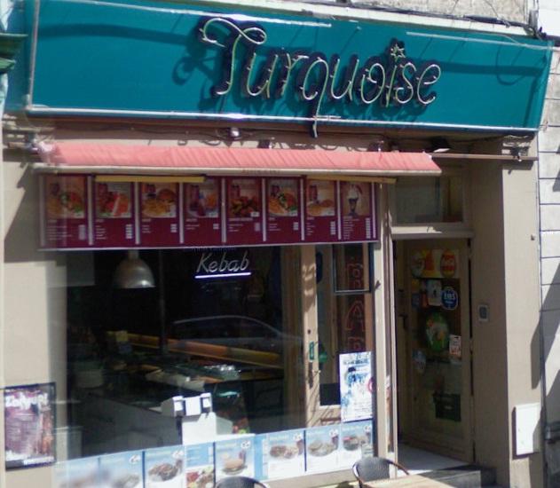 Turquoise Kebab