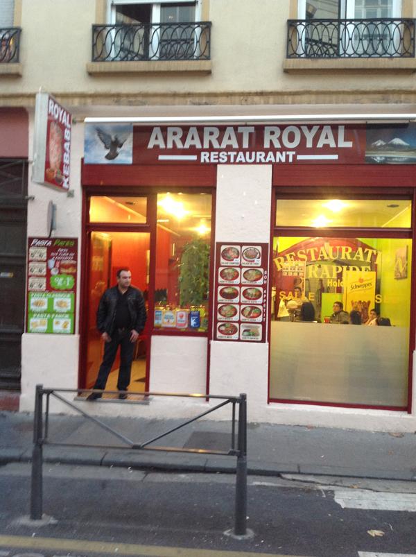 Ararat Royal Kebab
