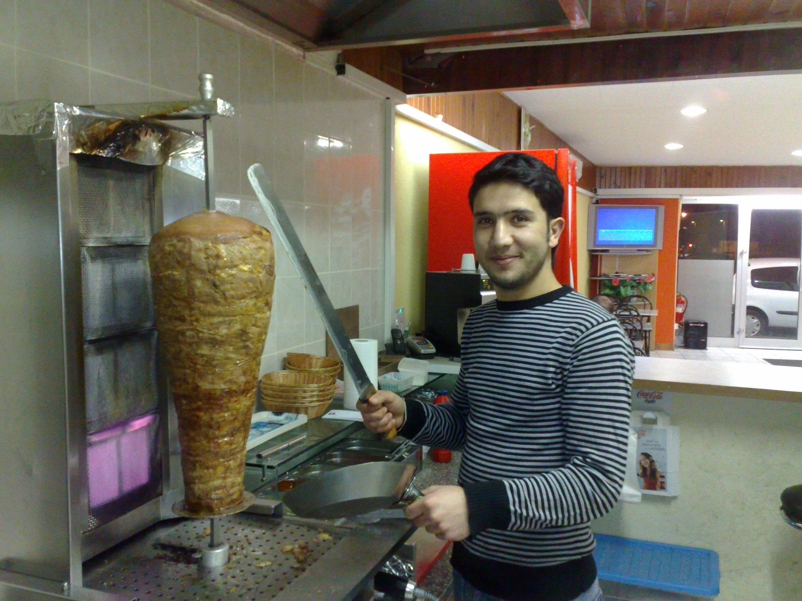 Le Kebab De Saint Clement Mâcon