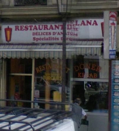 Restaurant Delana - Paris 10