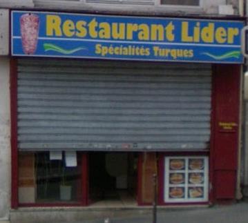 Restaurant Lider à Paris 02