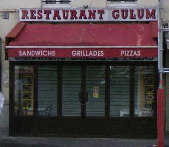 Restaurant Gulum