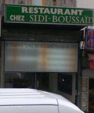 Sidi Boussaïd