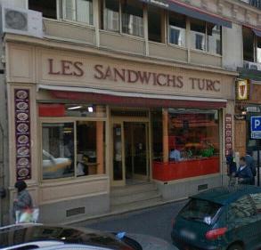 Les Sandwichs Turcs